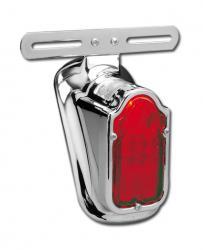 Harley Davidson Scheinwerfer Rücklicht Bremslicht Blinker Heckschutzbleche Umbau