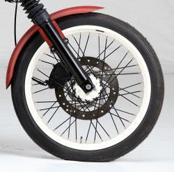 Harley Davidson Raeder Reifen Bremsen Bremssteine Bremssattel