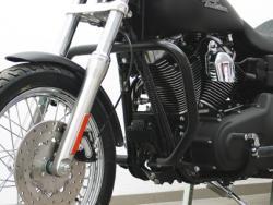 Harley Davidson Sissy Bar Satteltaschen Scheinwerfer Lenker