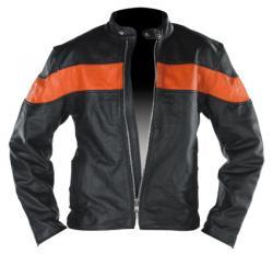 Harley Davidson Lederhosen Ledermantel Scheinwerfer Rücklicht Windschild