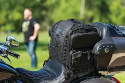 Satteltaschen Motorrad Harley Davidson Gepäcktaschen