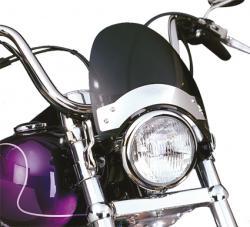 Harley Davidson Beleuchtung Scheinwerfer Rücklicht Elektrik Windschild