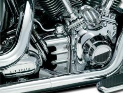 Harley Davidson Motor Deckel Cover Primär Inspektionsdeckel Kupplungsdeckel