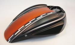 Harley Davidson Airbox Verkleidung Tankatrappe Kunststoff V-Rod