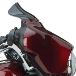 Windschild Motorrad Harley Frontverkleidung Scheinwerfer Lenker Umbau
