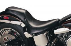 Sitzbank Motorrad Harley Davidson Satteltaschen Solo Haltebügel