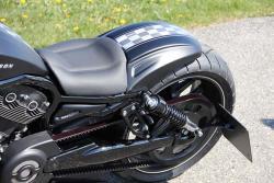 Solositz Sitzbank Harley Davidson Sitzbänke