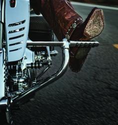 Harley Davidson Fußrasten Fußrastenanlage Trittbretter