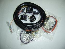 Harley Davidson Elektrik Lenkerarmaturen Schalter Kabelset