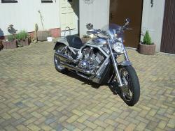 Motorrad Verkauf V-Rod VRSCA