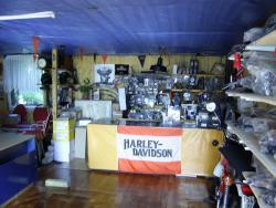 Harley Davidson Zubehör Shop mit Artikel von Custom Chrome