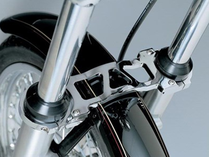 Harley Davidson Sportster Fork Brace