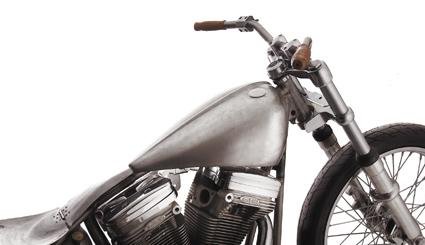 Harley Davidson Softail Foster